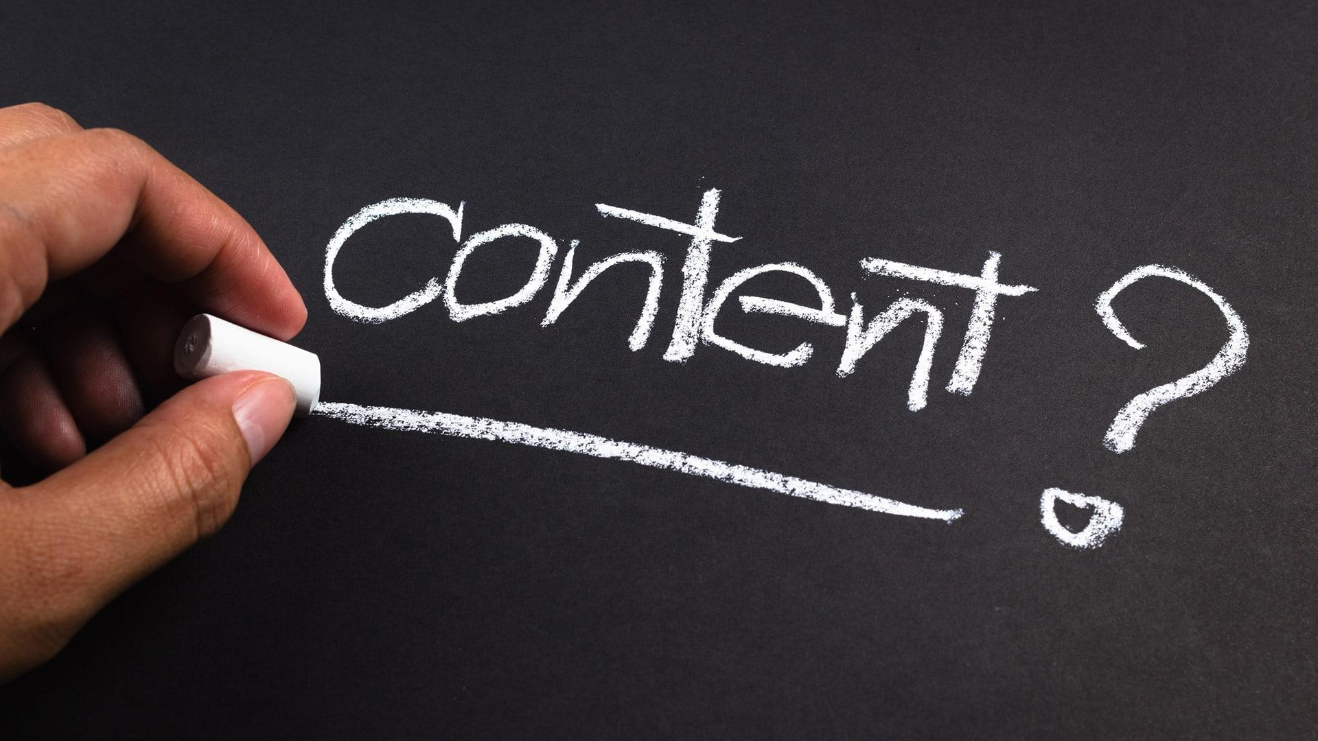 Стоит ли писать контент и как это делать правильно