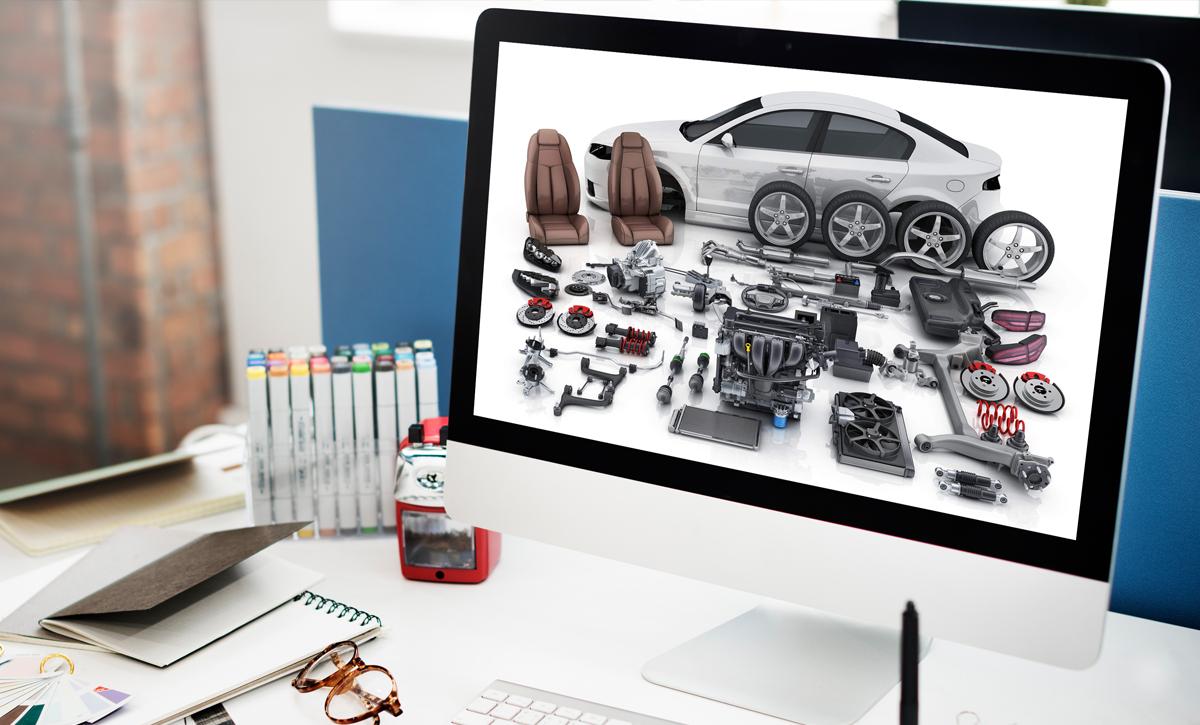 Кейс по контекстной рекламе для сайта по продаже запчастей для автомобилей