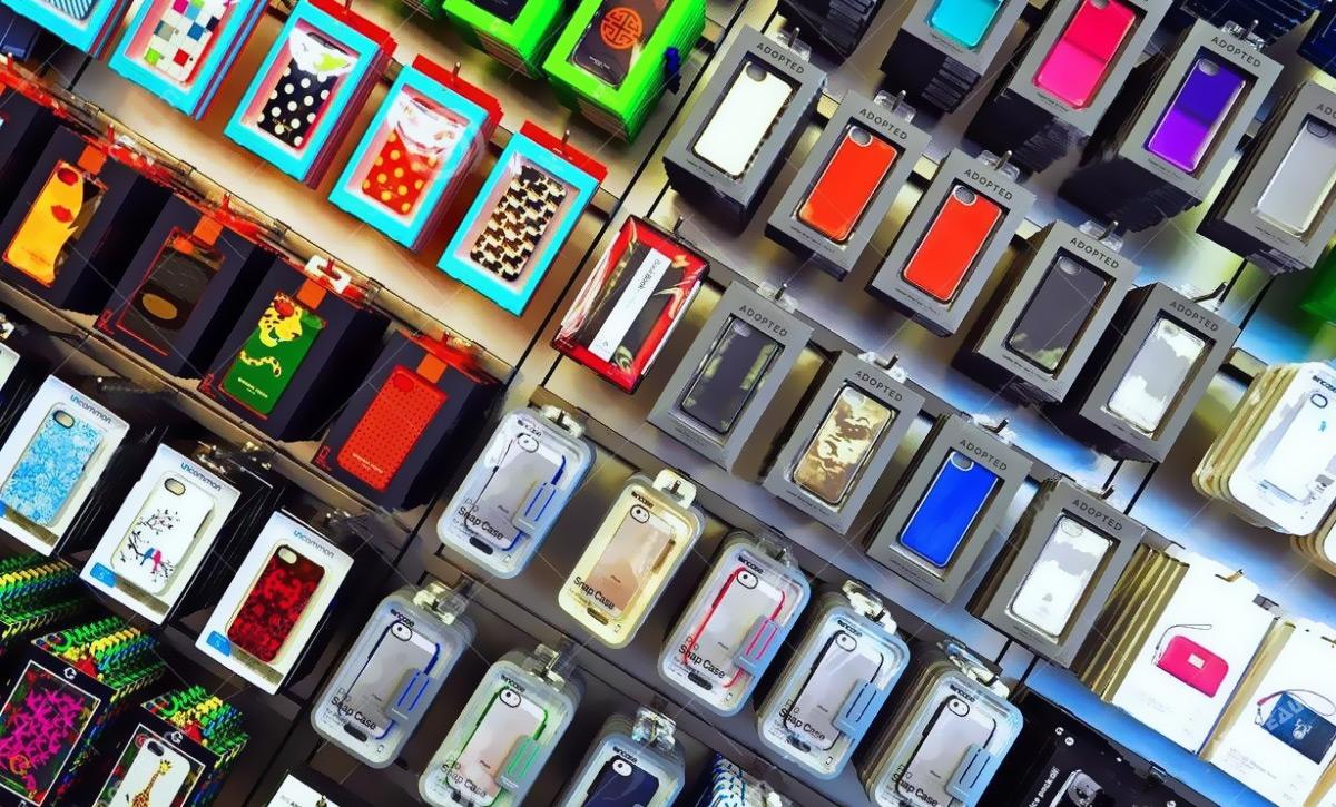 Кейс з контекстної реклами для сайту з продажу аксесуарів для смартфонів