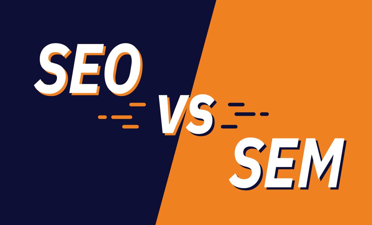 SEO против SEM — в чем разница и что лучше работает?