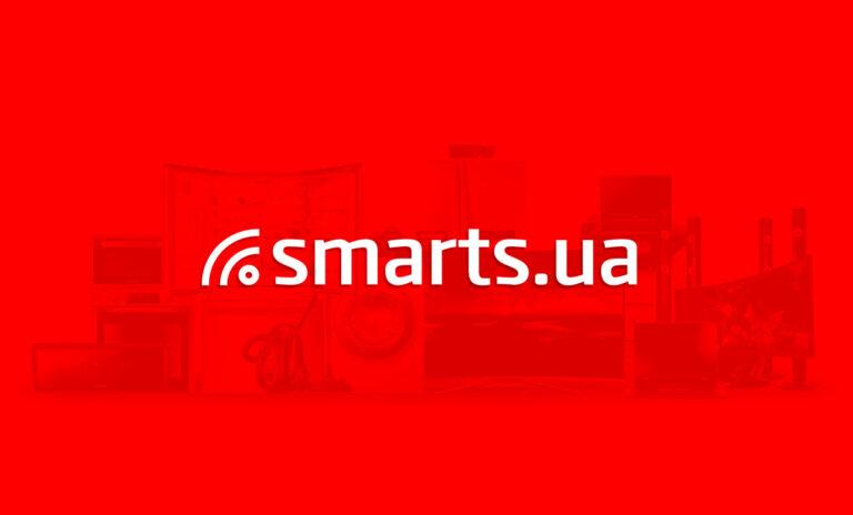 Интернет-магазин электроники и бытовой техники smarts.ua