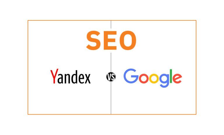 SEO Yandex vs Seo Google