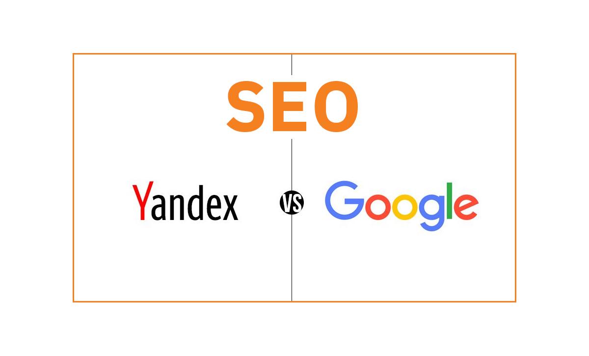 SEO Google VS SEO Yandex