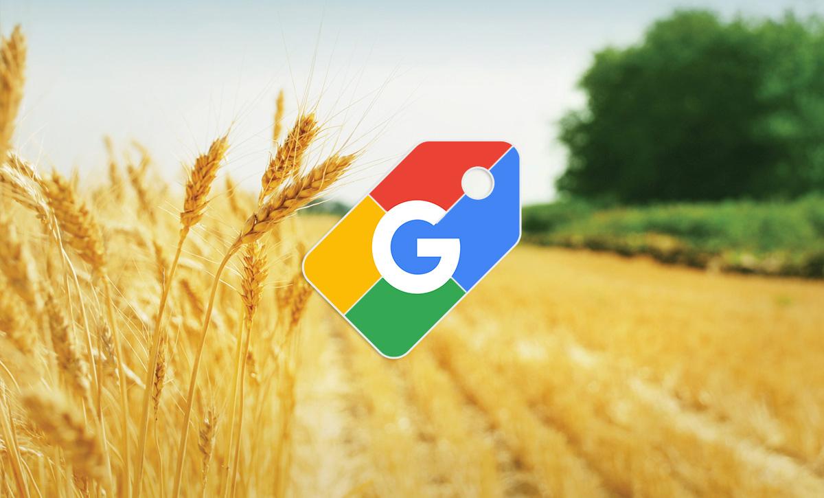 Google Shopping в сельскохозяйственной тематике