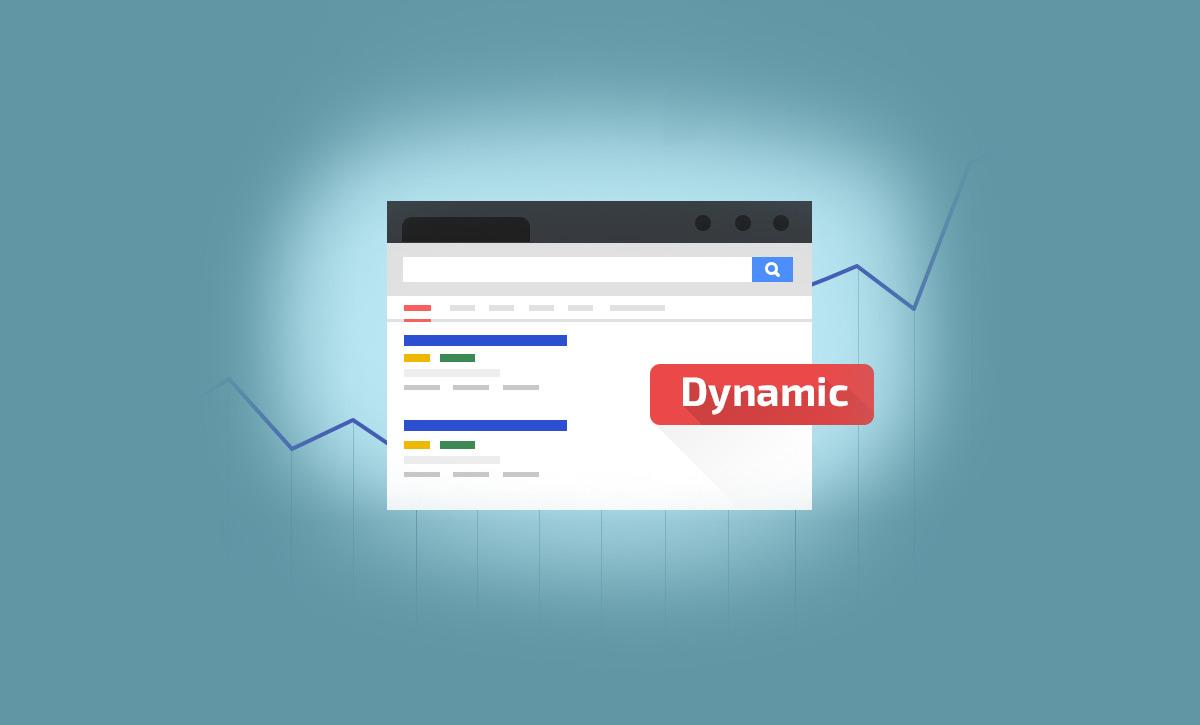 Динамические поисковые объявления или DSA